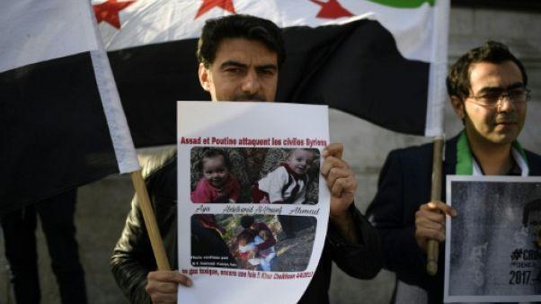 Le chef de l'ONU veut relancer l'enquête sur les armes chimiques en Syrie