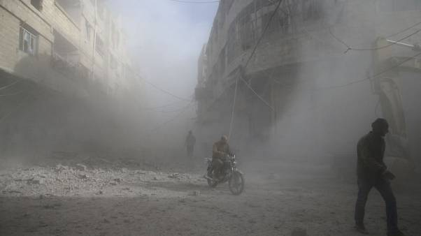 Turkey wants to bring wounded from Syria's Ghouta for treatment