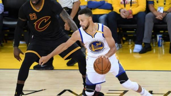 NBA: LeBron James et Stephen Curry, capitaines du All Star Game