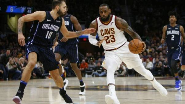 NBA: Cleveland souffle mais souffre, Philadelphie coule Boston
