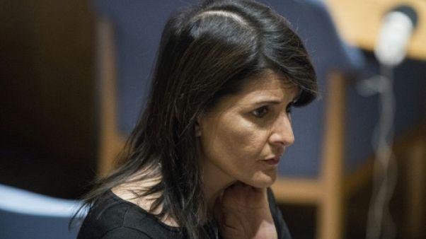 ONU: Haley exprime ses regrets au groupe africain après les propos de Trump (ambassadeur)