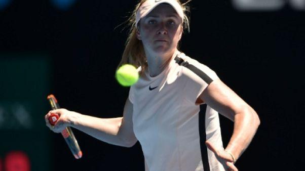 Open d'Australie: Svitolina met fin au parcours de Kostyuk, 15 ans