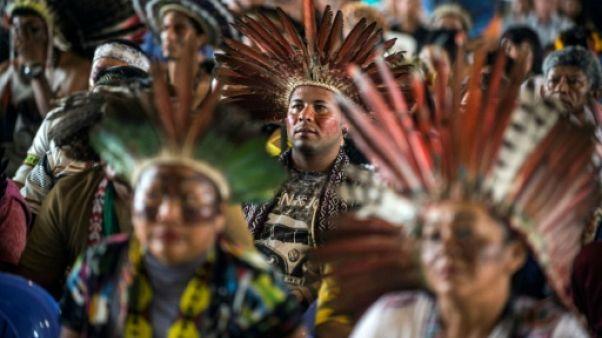 Pérou: le pape dans une région gangrenée par la ruée vers l'or