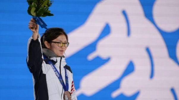 JO-2018: suspension d'un entraîneur de short-track sud-coréen