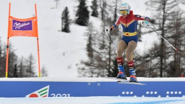Ski: dernière descente pour Julia Mancuso