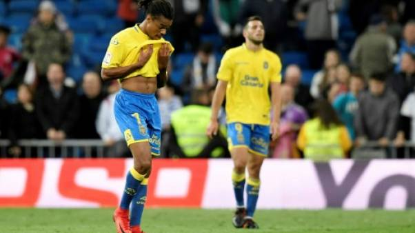 Espagne: Loïc Rémy, en conflit avec l'entraîneur de Las Palmas, veut partir