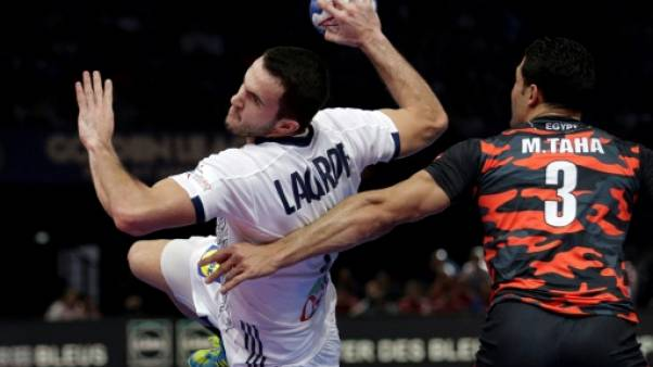 Euro de hand: Romain Lagarde remplace Timothey N'Guessan