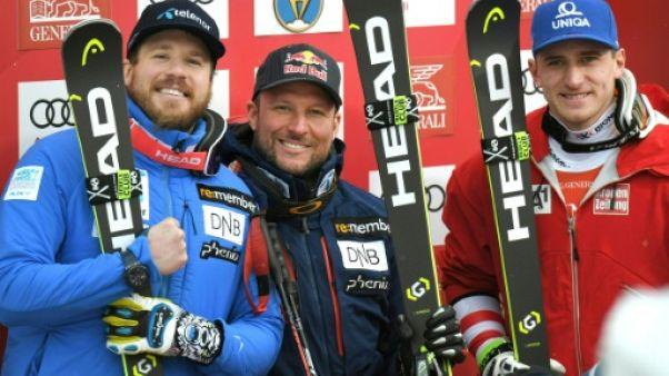 Ski: Svindal, la 35e de l'indestructible, Théaux 5e