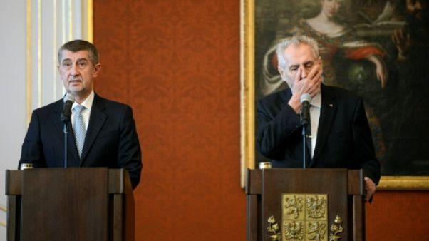 Les députés lèvent l'immunité du Premier ministre tchèque Babis