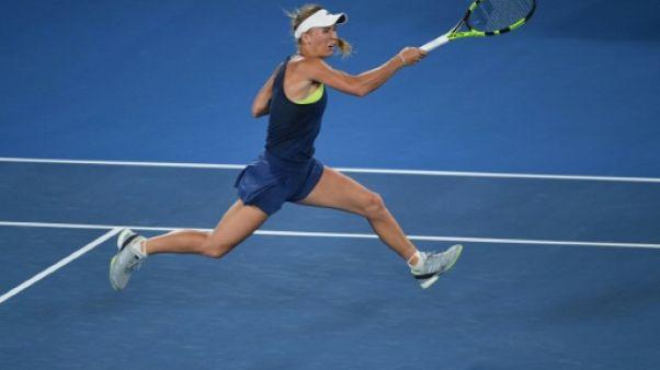 Open d'Australie: Caroline Wozniacki qualifiée pour les 8e de finale