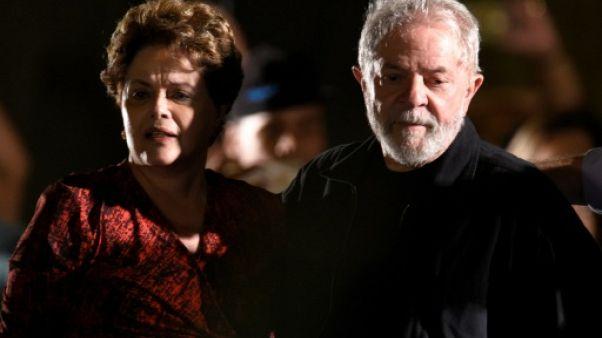 Rousseff à l'AFP: le Brésil ingouvernable si Lula est disqualifié