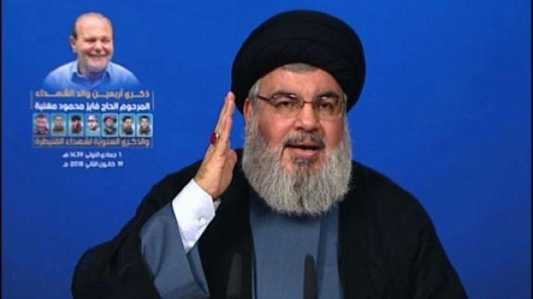Le Hezbollah libanais dénonce le maintien de forces américaines en Syrie