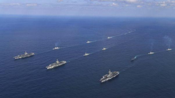 Les Etats-Unis veulent réagir face à l'érosion de leur suprématie militaire