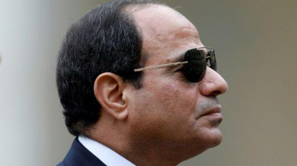 Egypte: le président Sissi annonce sa candidature à un nouveau mandat
