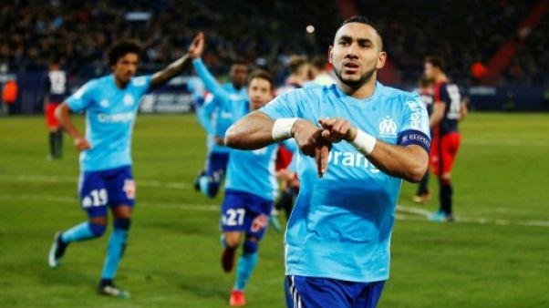 Ligue 1: Marseille garde le rythme à Caen