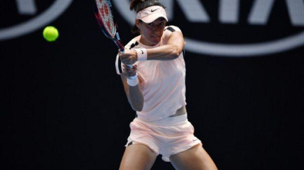 Open d'Australie: Caroline Garcia, en 8e pour la première fois