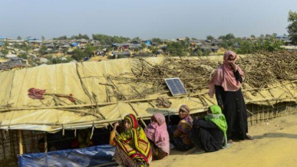 """Rohingyas: le plan de retour des réfugiés est """"malhonnête"""", selon des activistes"""