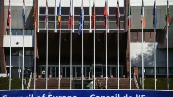 Entre la Russie et le Conseil de l'Europe, le spectre d'une crise durable