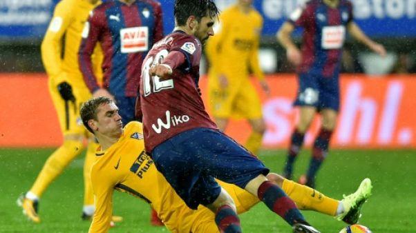 Espagne: la presse annonce un accord Barça-Griezmann, le club dément
