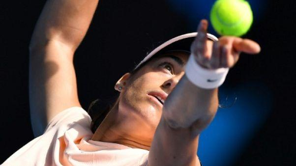 Open d'Australie: Caroline Garcia reste seule
