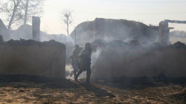 Affrontements entre l'Inde et le Pakistan au Cachemire: 4 morts