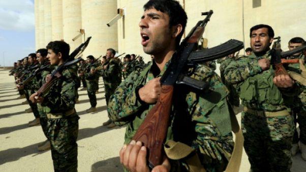 Syrie: 500 nouvelles recrues pour la force frontalière controversée