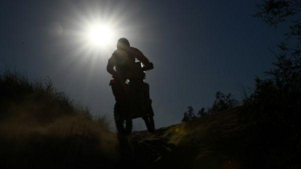 Dakar: victoire de l'Autrichien Matthias Walkner (KTM) en moto