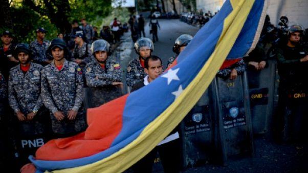 Venezuela: manifestations autour de la mort de l'ex-policier rebelle Perez