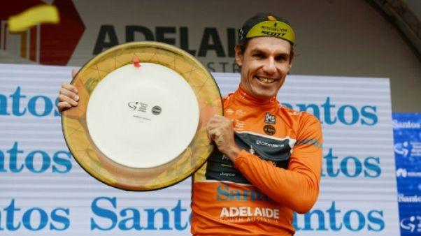 Cyclisme: Daryl Impey remporte le Tour Down Under