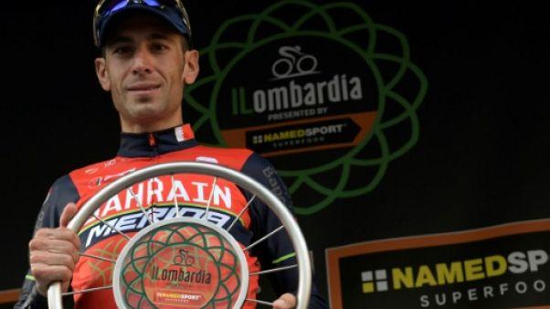 Cyclisme: Nibali et Gaviria, favoris du Tour de San Juan
