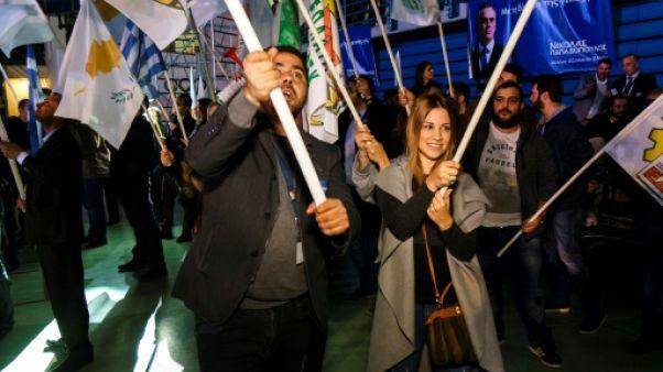 L'île de Chypre divisée s'apprête à élire son président