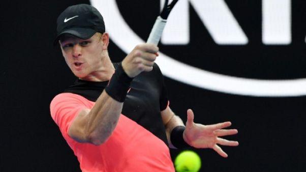 Open d'Australie: Edmund assure la présence britannique en quarts