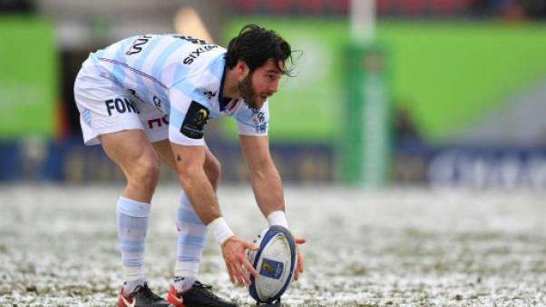 Coupe d'Europe: le Racing rejoint Clermont et Toulon