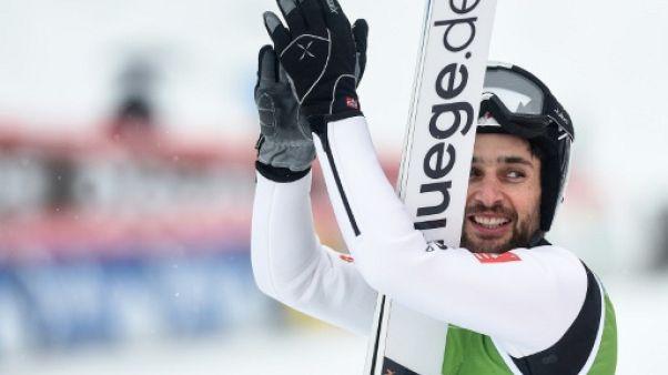 Combiné nordique: 4es à Chaux-Neuve, les Français confirment leurs prétentions olympiques