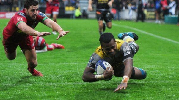 Rugby: un nouveau, un revenant et deux habitués pour les quarts de la Coupe d'Europe