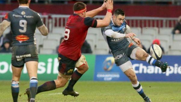 Rugby: Castres éliminé et humilié par le Munster en Coupe d'Europe