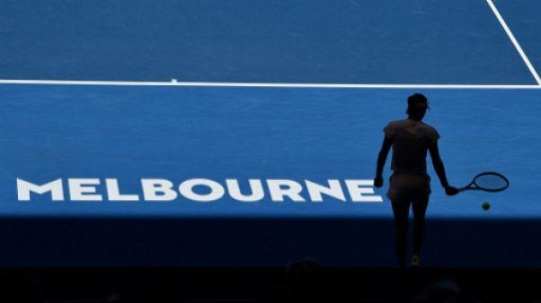 Open d'Australie: le tennis français en échec
