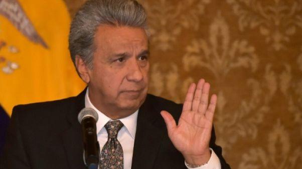 """Le cas de Julian Assange est un """"problème"""", pour le président équatorien"""