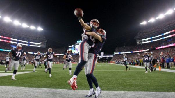 NFL: New England en finale du Super Bowl à l'arraché, Philadelphie en démonstration