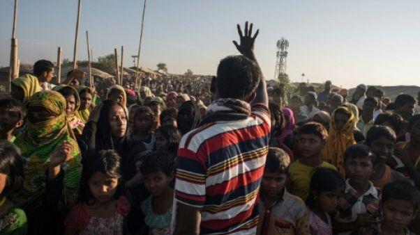 Rohingyas: le programme de retours ne débutera pas dans les délais prévus
