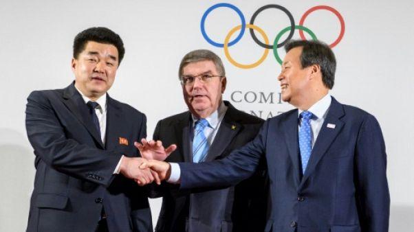 """Des """"Jeux de la Paix"""", mais aussi de la discorde en Corée du Sud"""