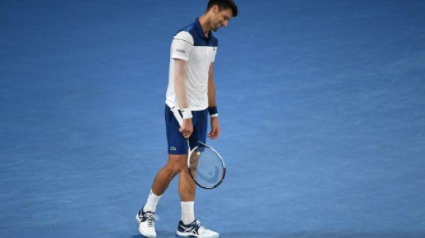 Open d'Australie: Djokovic ne refera pas le coup de Federer