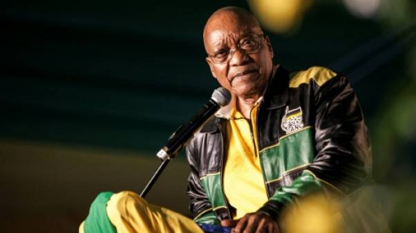 """Afrique du Sud: l'ANC confirme """"discuter"""" du départ anticipé du président Zuma"""