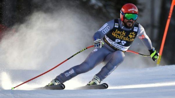 Ski: Guillermo Fayed renonce à Garmisch et fait une croix sur Pyeongchang