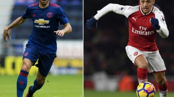 Transfert: Sanchez rejoint Manchester United, Mkhitaryan à Arsenal