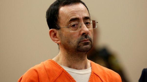 Scandale sexuel: démissions à la fédération américaine de gymnastique