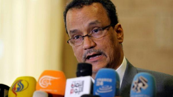 Yémen: l'envoyé spécial de l'ONU quittera ses fonctions en février