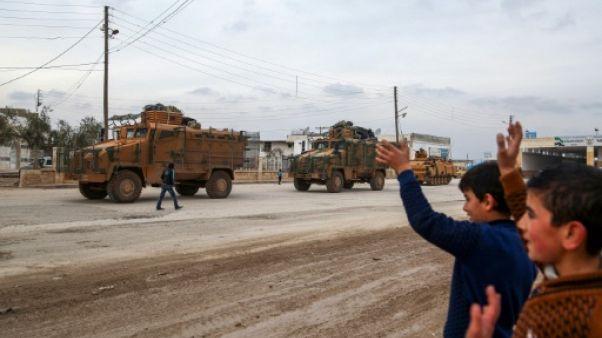 """Turquie: arrestations pour """"propagande"""" en lien avec l'offensive en Syrie"""