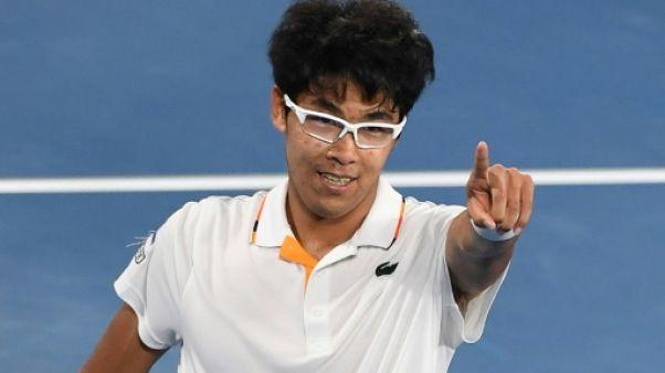 Open d'Australie: et si Chung était la future star?