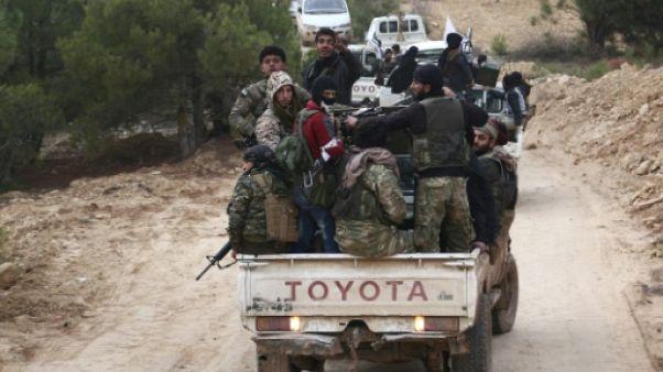 Syrie: raids aériens et combats au quatrième jour de l'offensive turque